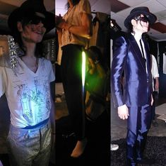 His costumes for TII