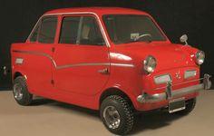 1960 Dinarg D200 (Argentina)