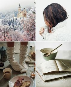 INSPIRATIONAL BOARD: COZY WINTER | 79 Ideas