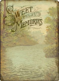Sweet Memories by 'Playingwithbrushes', via Flickr