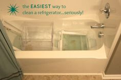 Clean and Organize the Refrigerator...love this! I'm using this trick next time to make life easier! :D