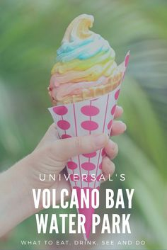 Everything You Need to Know About Universal Orlando's Volcano Bay. Two weeks ago, I got a sneak peek at the revolutionary water theme park that's going to take the family vacation world by storm: I went to the opening of Universal's Volcano Bay in Orlando Universal Orlando, Universal Studios, Florida Travel, Travel Usa, Travel Tips, Travel Advice, Travel Guides, Orlando Vacation, Orlando Florida