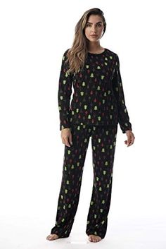 5b78439d817 Just Love Thermal Fleece Pajamas for Women  fashion  beautiful  tops  style