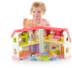 Fisher-Price Little People Surprise & Sounds Home $27.59 (amazon.com)