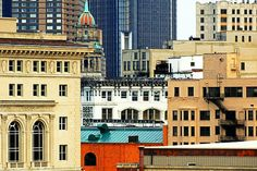 Detroit City Building Photo Architecture by #ShawnElizaPhotograph #fpoe #photography