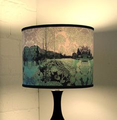 House of Chintz lampshade
