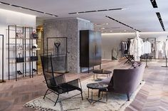 Max MAra New Bond Street Store - Google Search