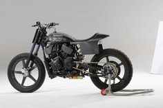 Harley-Davidson Street 750 by Suicide Machine Company