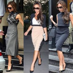 What Are The Best Skirts By Victoria Beckham 2020 Victoria Beckham Style, Women's Fashion Dresses, Fashion Clothes, Fashion 2020, Fashion Addict, Dress Brands, Nice Dresses, Amazing Dresses, Fashion Photography