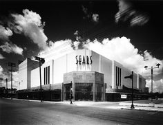 Sears - Houston, freestanding, 4201 Main Street, Houston, TX