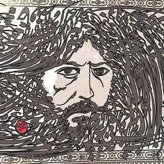 ال باتشينو Al pacino #arabic #arabicart #arabiccalligraphy #calligraphy #arabiccalligraphy ...