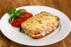 """Croque Monsieur, I'm ready to be Meryl Streep in """"It's Complicated""""... minus menopause"""