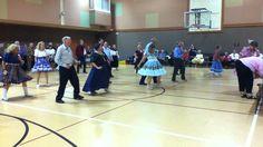Elvira Line Dance - CPSD Butterfly Ball 2011