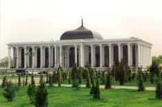 "* Asgabate * Capital do Turquemenistão. ""Ashgabat Assembly""."