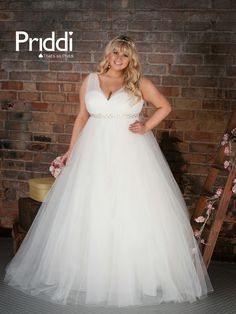 plus size wedding dresses ball gown - Google Search