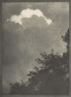 Alvin Langdon Coburn (1882-1966) - The White Cloud (1911)