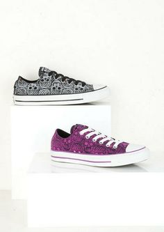 Love these!!!!!  Converse Skull