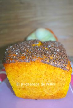 Cake de calabaza