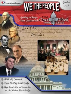 We the People: Getting to Know Your Constitution