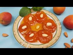 Dulceata de caise jumatati - YouTube Camembert Cheese, Dairy, Gem, Food, Youtube, Essen, Jewels, Meals, Gemstone