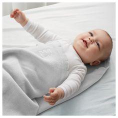 IKEA - ÄLSKAD Baby blanket gray