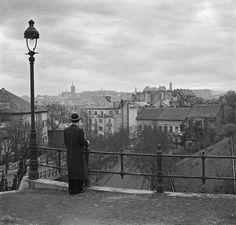 1950s Budapest