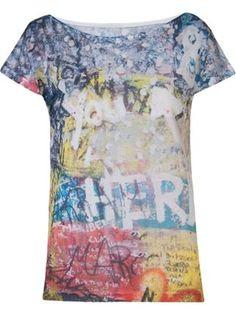 Oma Tees Camiseta Estampada - Oma Tees - Farfetch.com