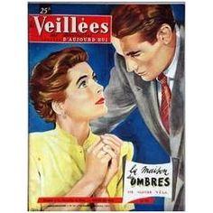 Veillees (Les) N° 25 Du 18/04/1953 - Lectures Romanesques - Tricots- Ouvrages - Enquetes - Cuisine Claude Vela - La Charite Maternelle Par Genevieve De Corbie.