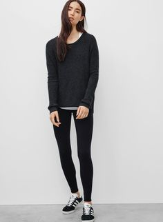 TNA EQUATOR PANT | Aritzia Most comfortable leggings