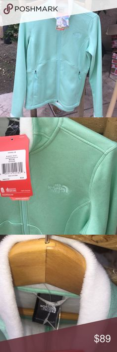The north face women agave surf green jacket New The North Face Jackets & Coats