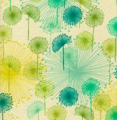 Wrenly Dandelions by Valori Wells for Free Spirit