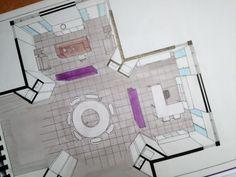 hmc project kantoor 'vogelvlucht perspectief'