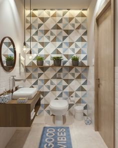 45 small bathroom ideas for your family's happiness Bathroom Tile Designs, Bathroom Design Small, Bathroom Layout, Bathroom Interior Design, Interior Design Living Room, Interior Decorating, Bathroom Ideas, Home Decor Furniture, Home Furnishings