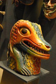 Crocodile Mask   Flickr - Photo Sharing!