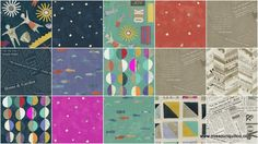"""Story 10"""" Squares - Carrie Bloomston - Windham Fabrics"""