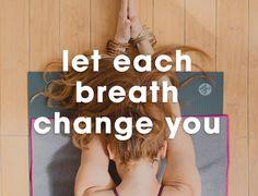 Manduka Mantra: I welcome change.#manduka