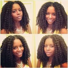 Natural Hairstyles For Black Women #naturalhair