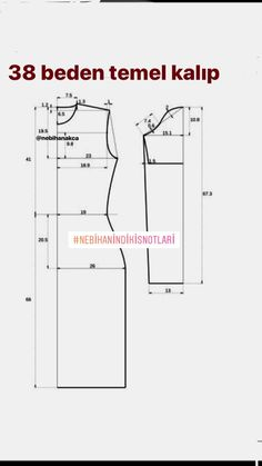 - Best Sewing Tips Dress Sewing Patterns, Blouse Patterns, Clothing Patterns, Dress Tutorials, Sewing Tutorials, Sewing Projects, Techniques Couture, Sewing Techniques, Pattern Drafting