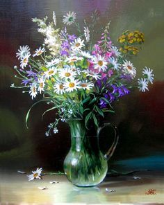 картины художника Анатолия Клименко-11