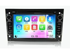 Autoradio DVD GPS OPEL Astra/Antara avec Bluetooth et GPS