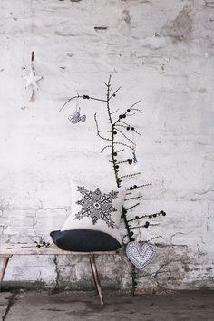 Ideas for Scandinavian Christmas Decoration // Идеи за Скандинавска Коледа | 79 Ideas