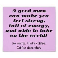 A good man....