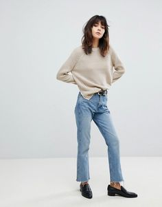 ASOS | ASOS Ultimate Chunky Sweater With Crew Neck