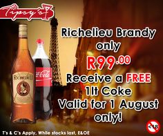 Receive a free Coke when you b Coke, Beer Bottle, Liquor, 1 August, How To Apply, Drinks, Drinking, Coca Cola, Alcohol