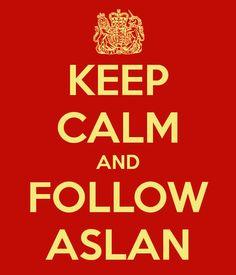 follow aslan