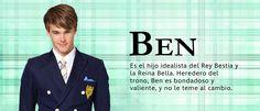 "Disney ""Descendants"" - The players: Prince Ben The Descendants, Carlos Descendants, Descendants Characters, Movie Characters, Disney Junior, High School Musical, Kenny Ortega, Isle Of The Lost, Disney Decendants"