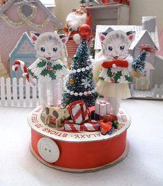 Trim the Tree Christmas Decoration