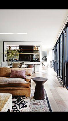 Simple elegance. Vogue Living - best living rooms