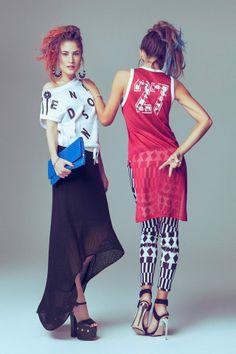 Hoy comenzamos a recibir la nueva colección de verano 2014 DENNY ROSE, os iré informando de los modelos que me vallan entrando.