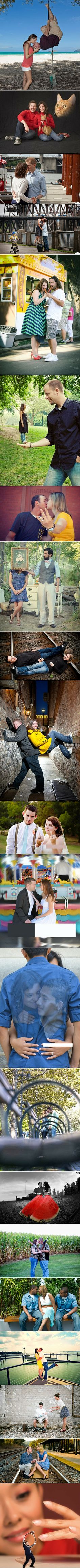 Here are some really bad engagement photos that have gone viral online. One of them looks exactly like the Harbor in Rockwall!!
